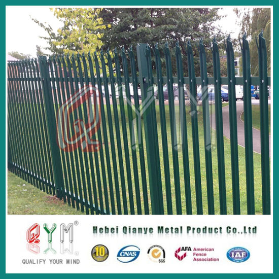 Picket Fence Design. Garden Iron Fence/ Steel Palisade Fencing /wrought Design  Picket Fence