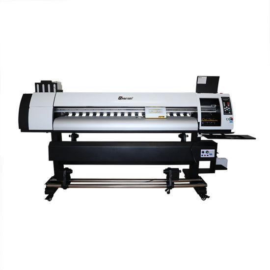 Large Format Heat Press Sublimation Printer on Textile