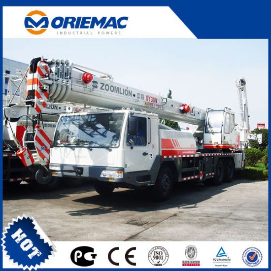 Hot Selling Zoomlion Truck Crane Qy55V532 pictures & photos