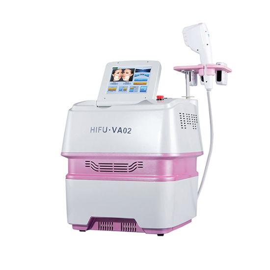Wholesale Portable Hifu Skin Tightening Machine for Salon Clinic Home Use