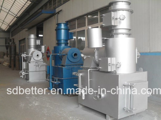 Pharmaceutical Waste Incinerator, Small Solid Waste Incinerator, 10-500kgs Incinerator pictures & photos