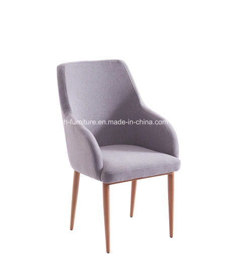 High Quality Designer Nordic Wooden Dining Arm Chairs for Hotel pictures & photos