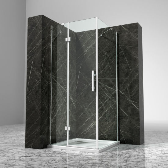 6mm 8mm Tempering Glass Framed Shower Enclosure China Supplier pictures & photos