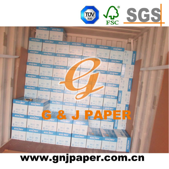 Top Quality 8.5*11inch Size Copy Paper in 500 Sheets pictures & photos