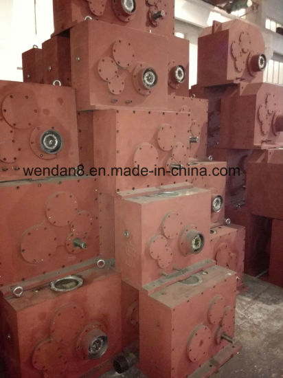 Sz92 Conical Twin Screw Extruder Gearbox pictures & photos