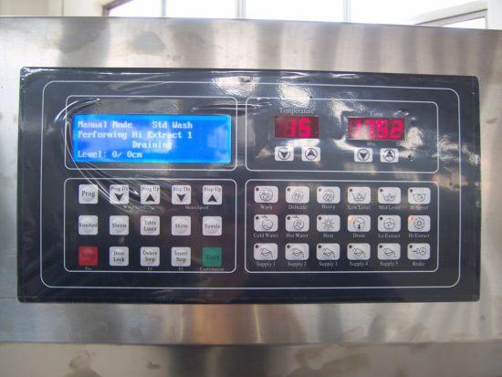 Operation Panel Part of Washing Machine /Laundry Washing Machine/Laundry Washer Extractor
