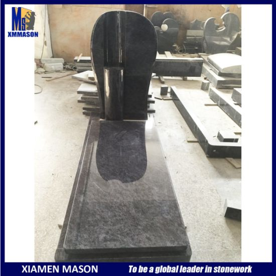 Granite Tombstones Wholesale with Cover