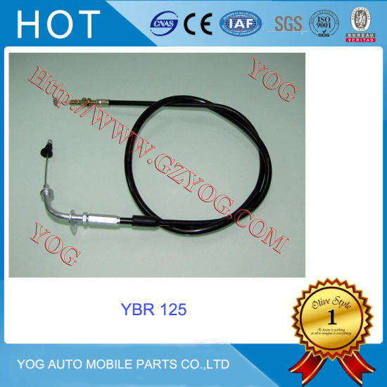 Clutch Cable Brake Cable Throttle Cable Speedometer Cable for Titan/Cg/Fz16/Ybr/En/Gy6/Storm/Wave/Smash/Rx150 pictures & photos