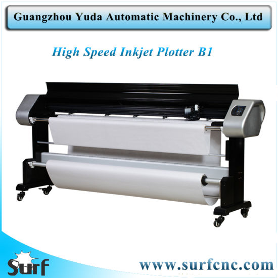China Factory Wholesale CAD Inkjet Printer for Garment Pattern Maker ...