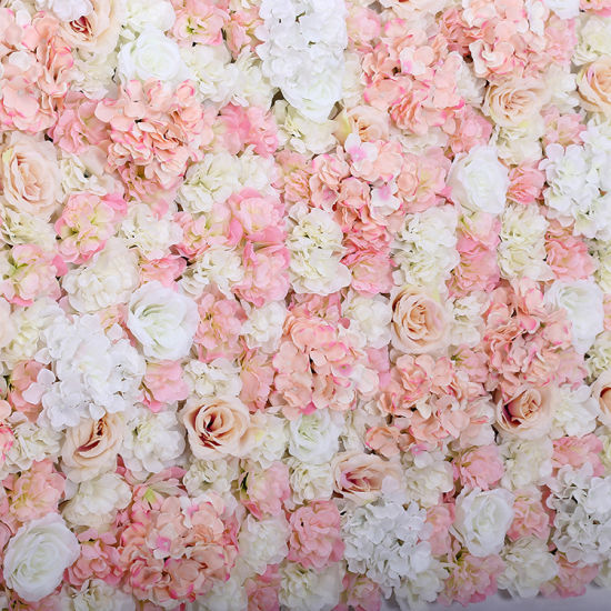 China rose artificial flower wall for wedding decoration stage rose artificial flower wall for wedding decoration stage background decoration junglespirit Images