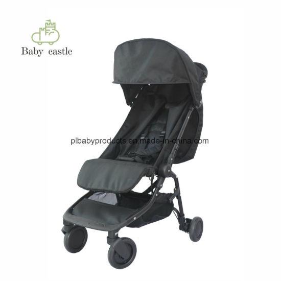 5a260bbca17ca China 600d Fabric Light Weight Kids Children Baby Pram with Car Seat ...