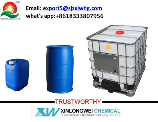 China ISO&SGS Cerfidied Food Grade Hydrogen Peroxide - China