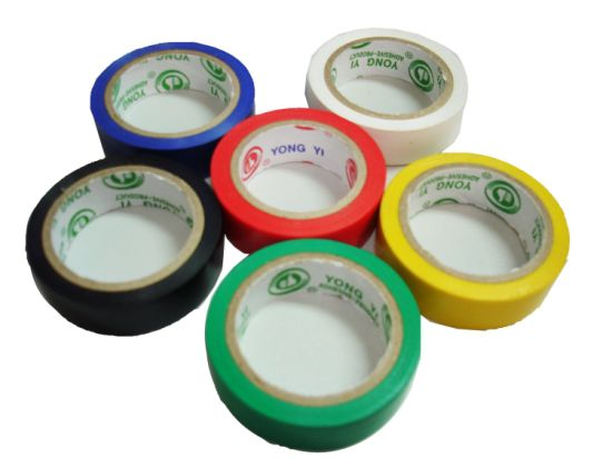 PVC Insulation Tape (flame retardant) pictures & photos