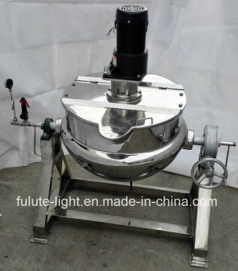 Good Quality Stainless Steel Oil Jacket Kettle