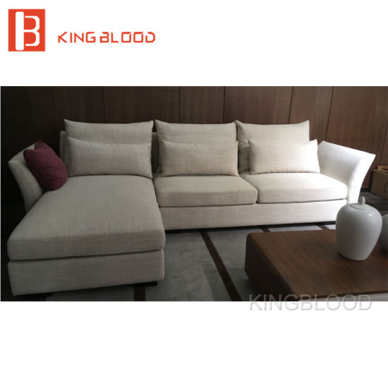 Living Room Sectional Sofa Furniture Japanese Style