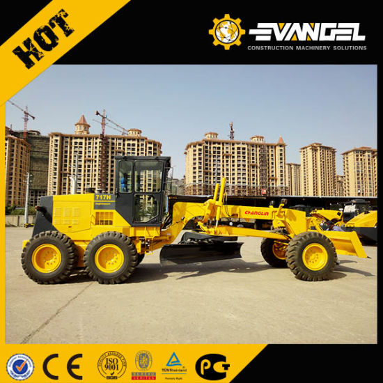 Changlin Motor Grader PY165H Weight 14500kg Power 125kw pictures & photos