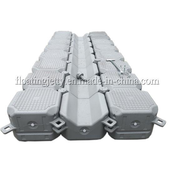 Modular Float System Plastic Floating Marina Pontoon