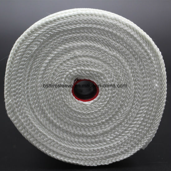 High Temperature Protective Cloth Fiberglass Insulation Tape pictures & photos