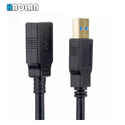 USB Data Cable a Male to a Female, 6FT, USB Extension Cable