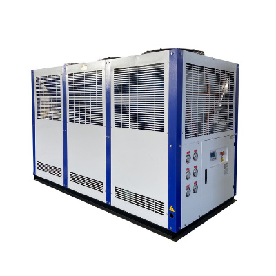 China Manufacturer Price 20ton Air Cooled Industrial Chiller with Ce