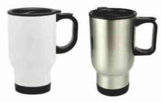 304 Stainless-Steel Travel Mugs Coating Mug for Sublimation pictures & photos