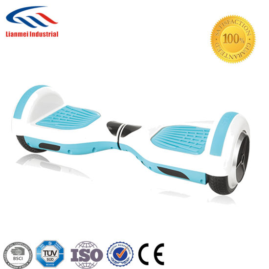 Factory Wholesale Ce Electric Hoverboard, 2 Wheels Self Balance Scooter, 250W Self Balancing Scooter, Hoverboard Wheel Motor