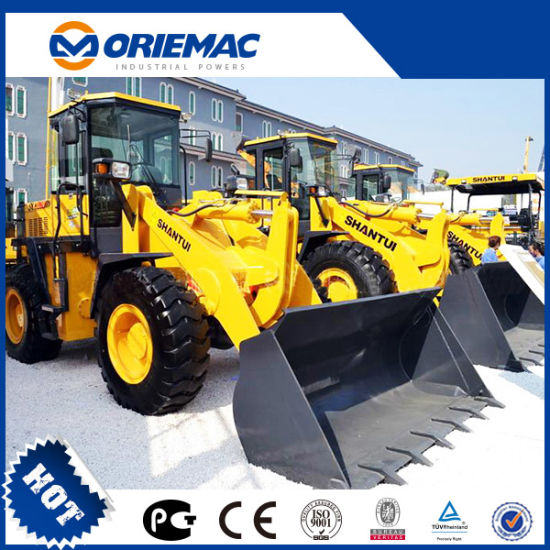 Shantui 5 Ton Front Loader SL50W with Price List pictures & photos