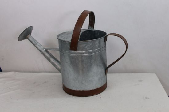 Galvanized Sheet Watering Can Water Can