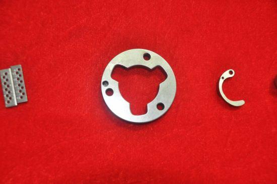 Overrunning Clutch Parts by Powder Metallurgy