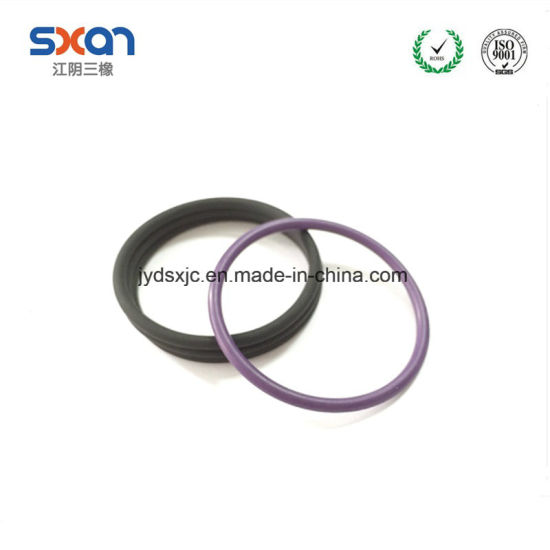 China Clear Seal Soft Flat EPDM/HNBR/NBR/Viton Silicon Rubber O Ring ...