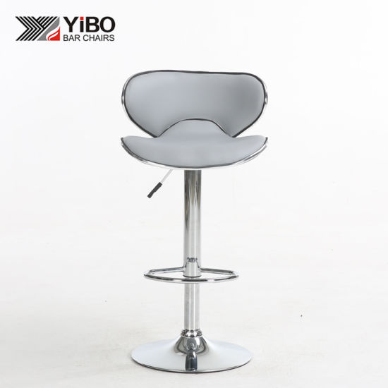 Admirable China Pu Leather Adjustable Swivel Bar Stool High Chair With Inzonedesignstudio Interior Chair Design Inzonedesignstudiocom