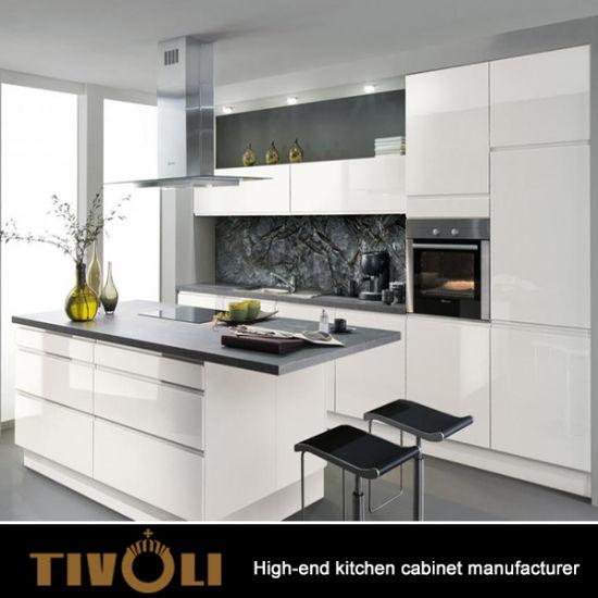 China Luxury Kitchen Manufacturers for Custom White Kitchen ...