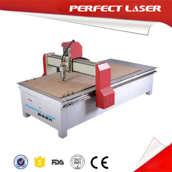 CE Certificate CNC Automatic Wood Cutting Machine (PEM-1325) pictures & photos