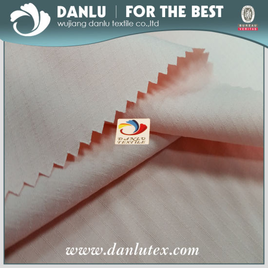 China Factory Softshell Fabric Checked Fabric Softener, Coat Fabric, outdoor Garment Fabric, Pongee Fabric