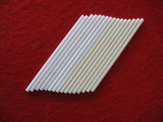 Insulation 99% Alumina Ceramic Rod pictures & photos