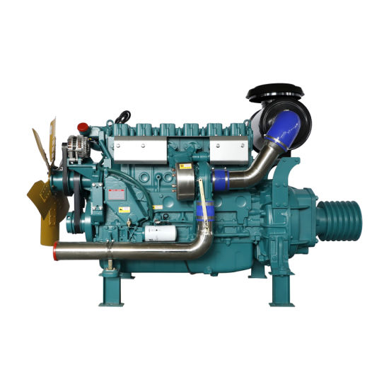 Hot Sale 6 Cylinders 1500r 240kw Diesel Engine for Industrial From Lembert