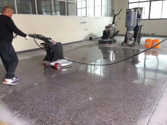 Concrete Terrazzo Tile Floor Polisher