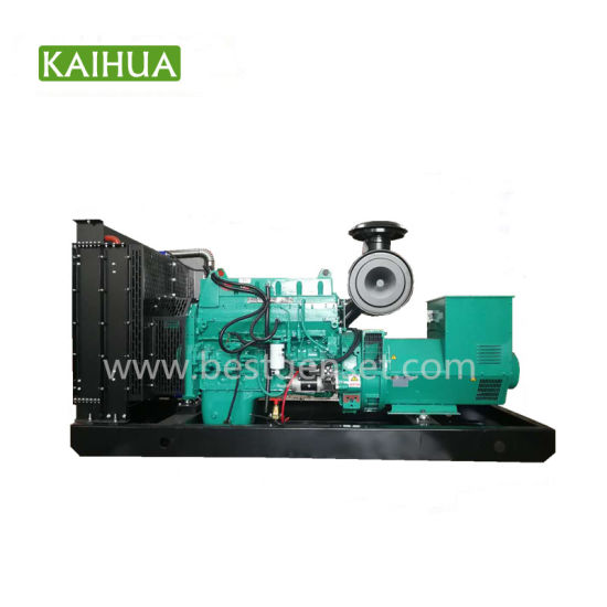 300kVA Open Type Cummins Electric Power Diesle Generator Price pictures & photos