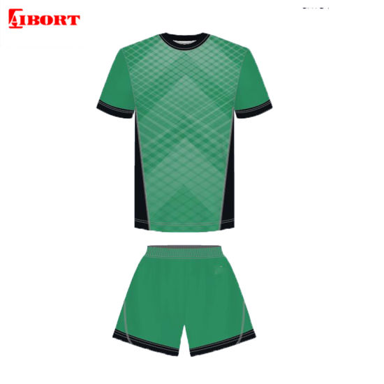 Aibort Factory Custom Soccer Team Wear Uniform Soccer Uniform (L-SC-37)