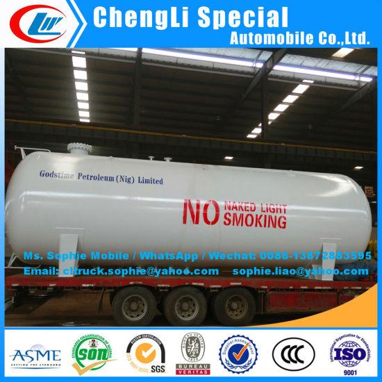 Factory Sale ASME 25t 50m3 LPG Storage Tank for Propane LPG Cooking ...