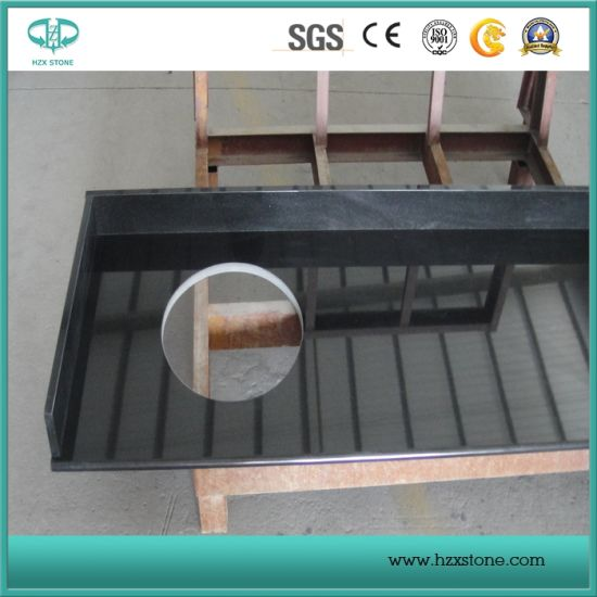 China Shanxi Black Granite for Vanitytop/Countertops/Tabletop/Sink pictures & photos