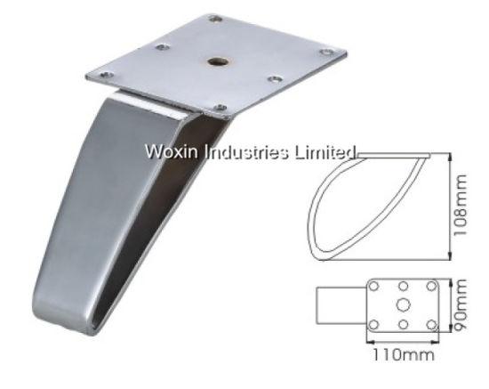 Etonnant Furniture Accessories Chrome Plate Metal Sofa Legs