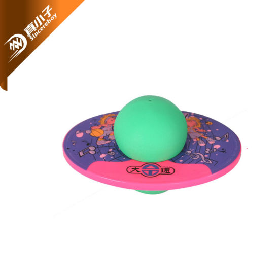 Kids/Adult Fitness PVC Inflatable Bouncing Balance Jumping Ball pictures & photos