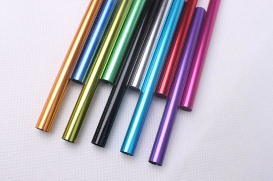 Hot Sale High Quality Color Anodized Stainless Aluminum Tube for Car Parts Hardware