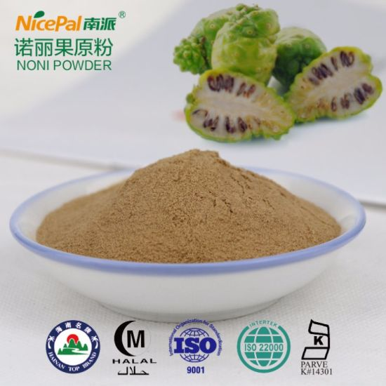 Manufacture Raw Material Natural Noni Fruit Extract Noni Powder pictures & photos