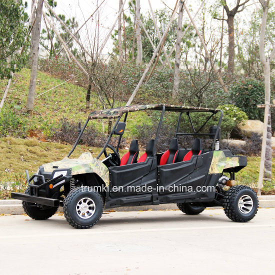 300cc 4 Seats 4X4 UTV off Road Vehicle