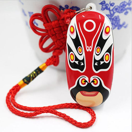 China Factory Wholesale 2019 Newest Magic Mask Beijing Opera Face Mask USB Flash Driver Pendrive USB Stick USB Memory Drive in Stock