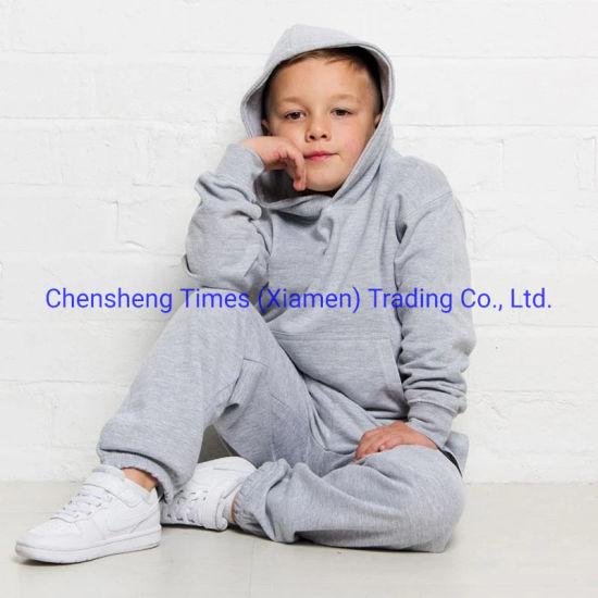Cheap Wholesale Fashion Custom Kids Clothing Sets Spring Street Wear Autumn Hoodies&Pants Winter Boy Kids Wear