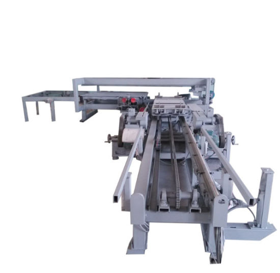 Wholesale Doublehead Saw for Sale Veneer Punching Machine Punch Plywood Board with Factory Price