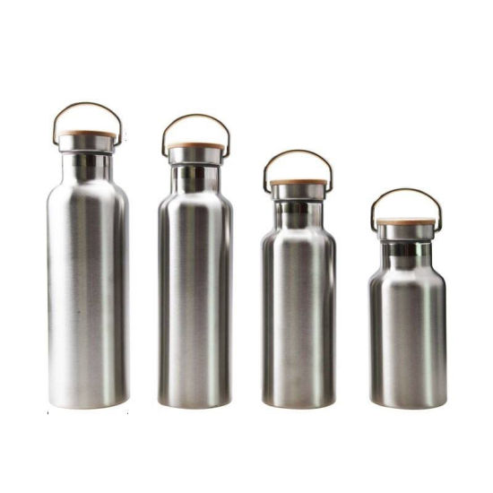 High Quality Double Wall Vacuum Insulated Leak Proof Stainless Steel Sports Water Bottle